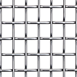 ss 904l square woven wiremesh